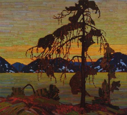 Tom Thomson The Jack Pine 1916
