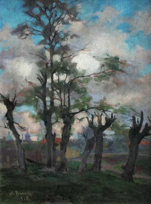 Adam Bunsch, Pejzaż nd