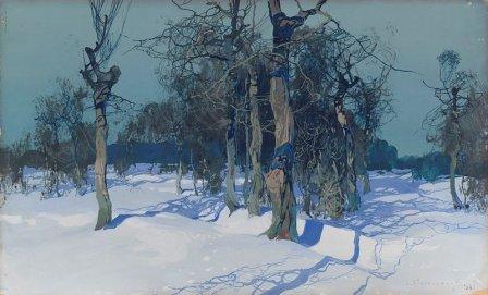 Stepan Kolesnikoff Derevya aka Trees