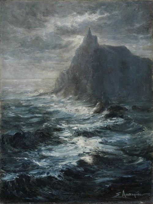 Sophia Laskaridou, Night Fantasy aka The Lady of the Cape 1908