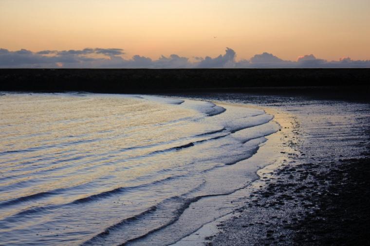Waves at Dawn by jemasmith FCC
