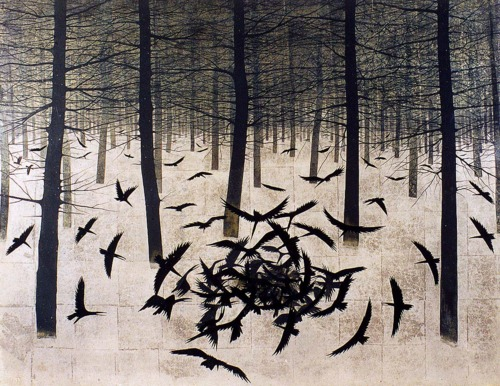 Kayama Matazo Frozen Forest 1960