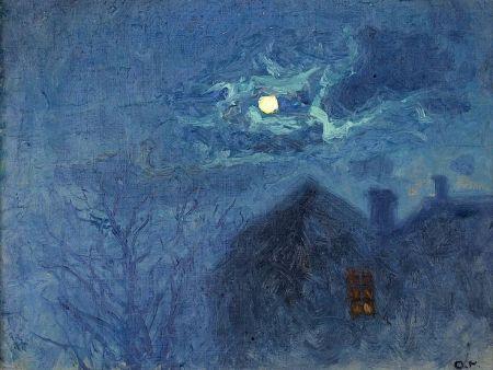 Oscar Hullgren Moonlight nd