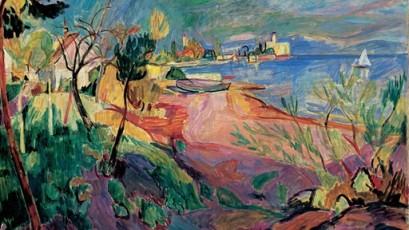 """""""Bodenseelandschaft"""" (1929)"""