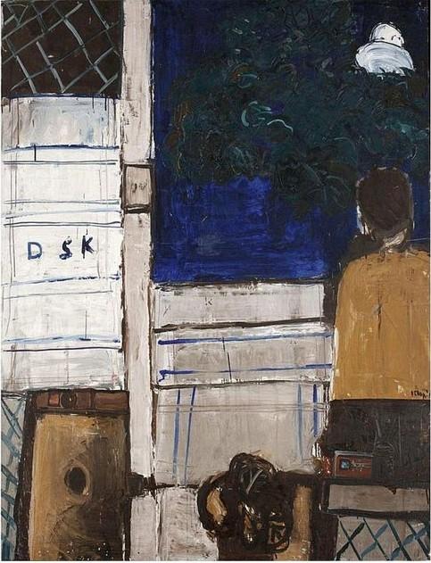Liliane Klapisch Untitled 1970