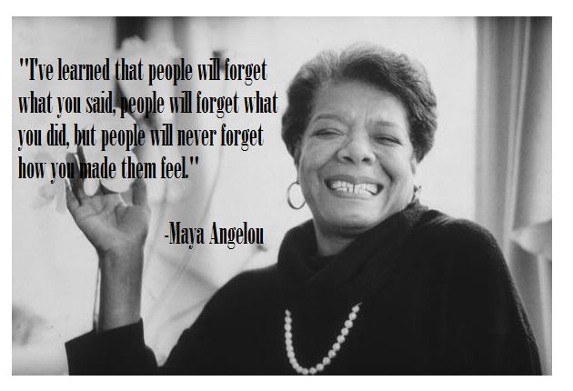 RIP Maya Angelou (1928-2014)