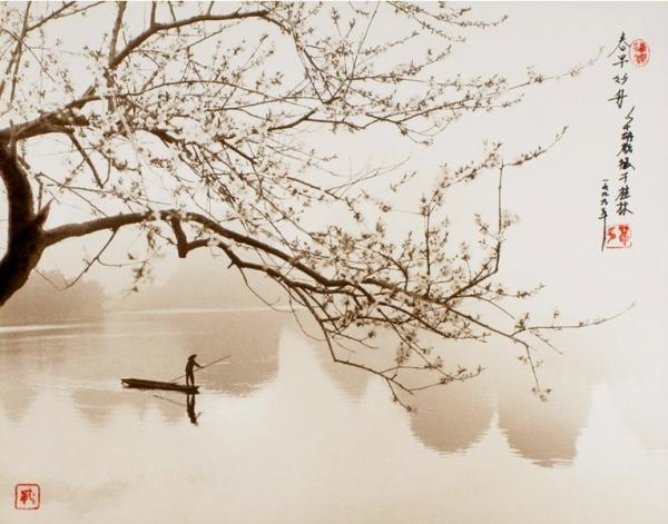 Don Hong-Oai Spring, Bamboo Boat