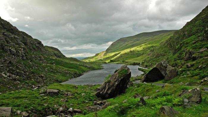 Gap of Dunloe, County Kerry, Ireland by Jackie L Chan FCC