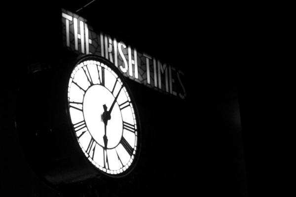 The Irish Times by Daniel Dudek-Corrigan FCC
