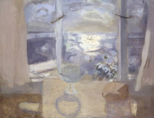 East Coast Window exhibited 1959 by Mary Potter 1900-1981
