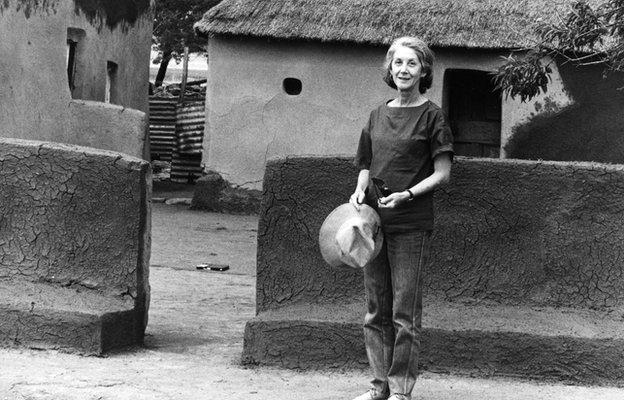 Nadine Gordimer 1981 BBC