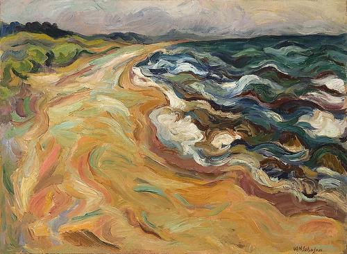 William Henry Johnson Untitled c1930-35