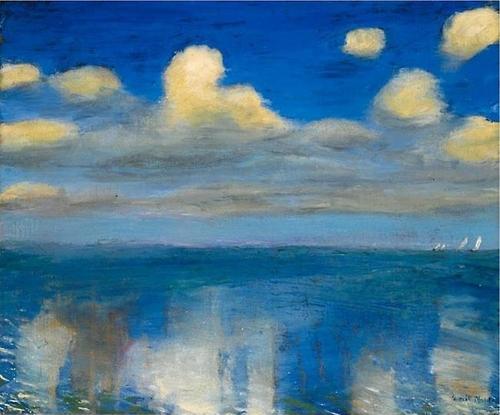 Emil Nolde Still Sea 1936