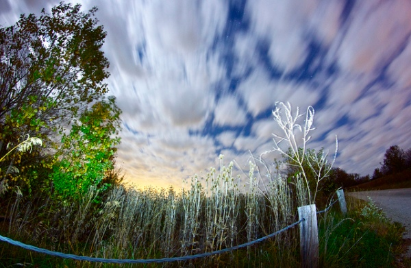Night Sky by David DeHetre FCC