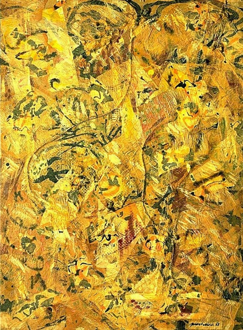 Jackson Pollock Number 2