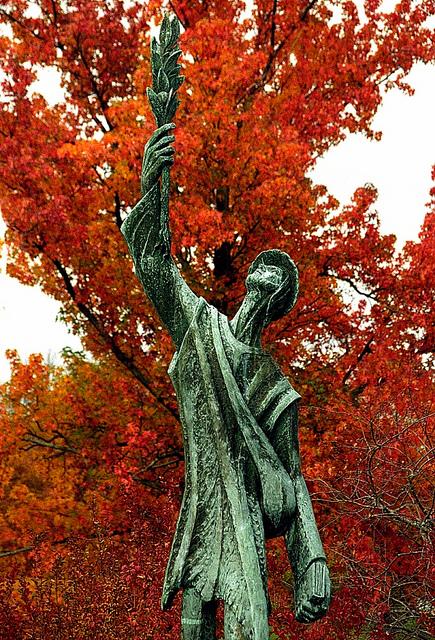 Spring Grove Cemetery & Arboretum, Cincinnati by David Ohmer FCC