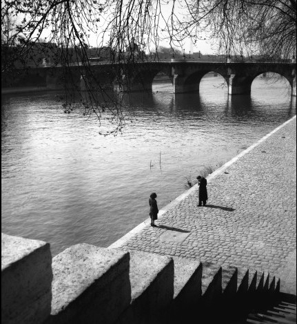 Édouard Boubat Untitled 1948 Paris