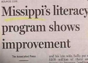 mississippi headline