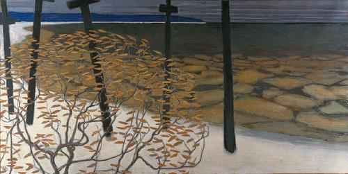 Akseli Gallen-Kallela Autumn 1902