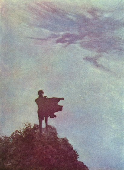 Edmund Dulac-alone-from-the-bells-and-other-poems-by-edgar-allan-poe-1912-wikipaintings1