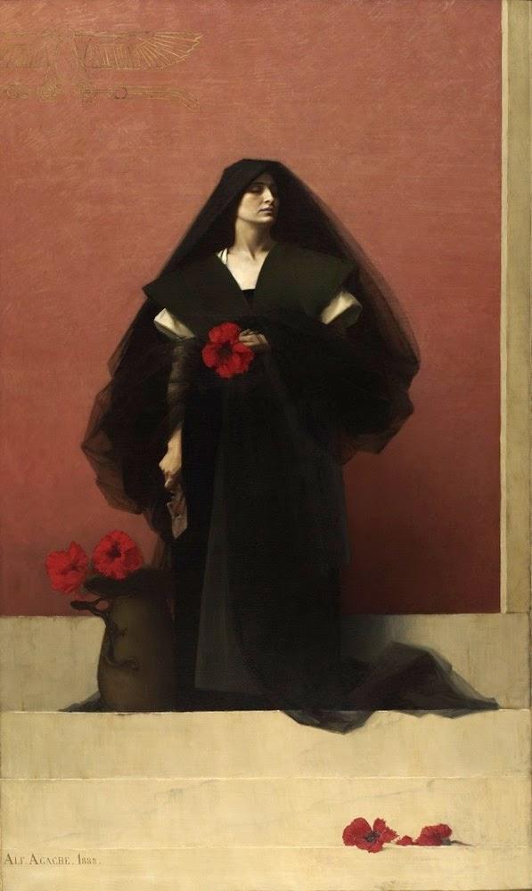 Alfred Agache Ênigme, 1888
