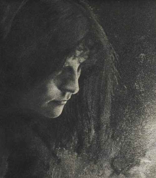 Robert Demachy Figure Tragique 1899 photogravure
