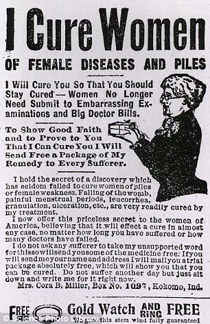 Female diseases and piles