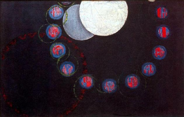 Frantisek Kupka The First Step 1909