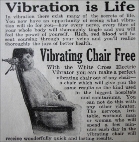Vibration is life