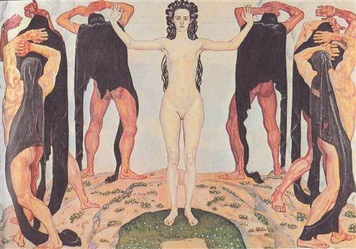 Ferdinand Hodler The Truth 1903