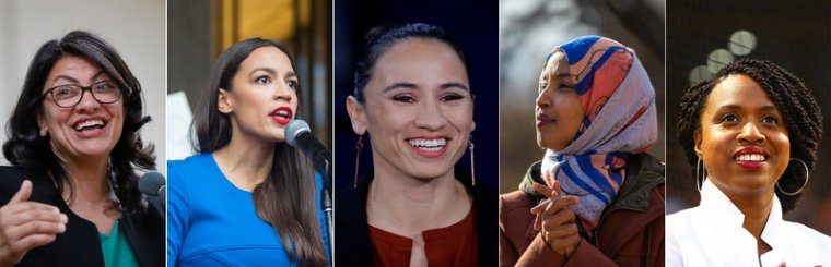 historic female firsts 2018