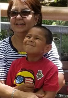 Stephen Romero: six-year-old victim of Gilroy Garlic Festival mass shooting (family photo)
