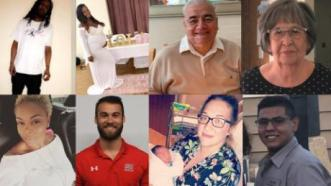 Victims of El Paso and Dayton Shootings (Source: CNN)